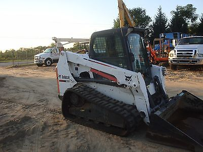 2011 Bobcat T630 Skid Steer Loader