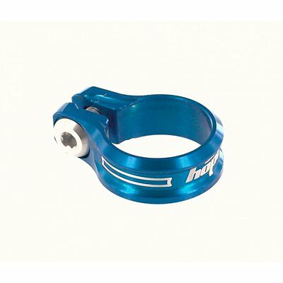 Hope Bolted Bike Seat Clamp - Blue
