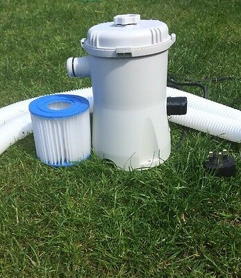POOL FILTER PUMP  FOR 10FT OR 12 FT SWIMMING POOL. 240v
