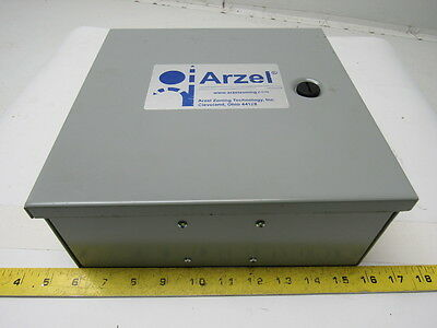 Arzel Zone Control Panel WO/Circuit Board W/Hoffman 10x10x4 Enclosure