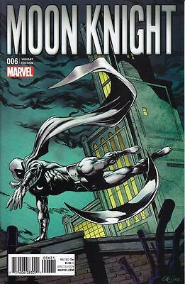 Moon Knight #6 1/15 Classic Variant Cover Marvel Comics
