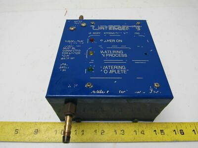 Alltech WG-36 Watergenius Forklift Battery Watering System Controller 36VDC