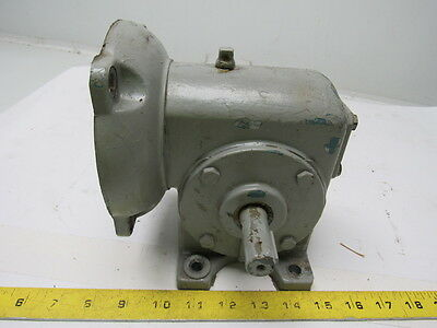 Morse 71MJ0016 Double Output Shaft Gear Box Speed Reducer 30:1 Ratio 56C Frame