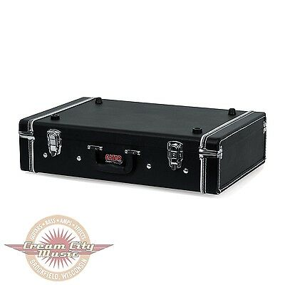 Brand New Gator Gig-Box Jr. All-In-One Pedal Board with Guitar Stands & Case