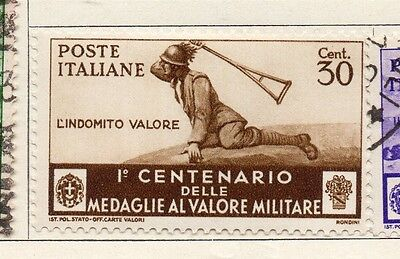 Italy 1934 Early Issue Fine Mint Hinged 30c. 091211