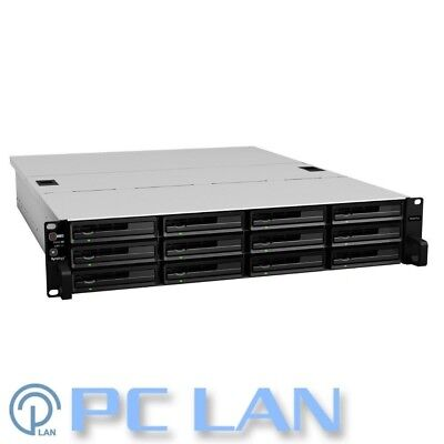 NEW Synology RS3617RPxs RackStation 12 Bays Scalable NAS - Diskless