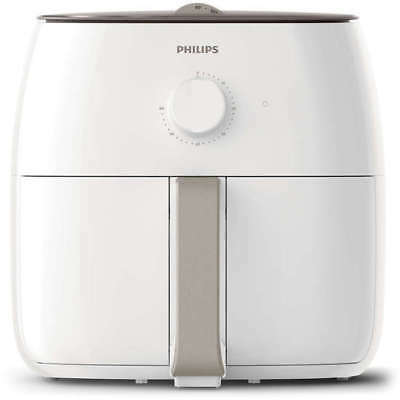 Philips Viva Collection Airfryer XXL Twin TurboStar Cook/Roast/Grill/Bake HD9630