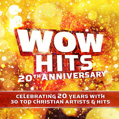 Various Artists - Wow Hits 20th Anniversary [New CD]