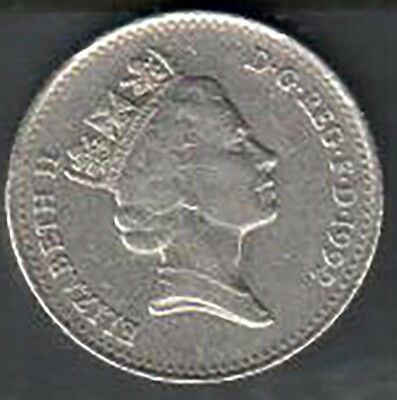 Great Britain - Ten Pence Coin - 1992