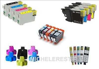 Pack de cartouches compatibles T2438 XL (non OEM) - Epson Expression Photo XP55