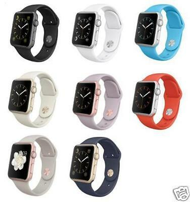 Apple Watch 42mm Aluminum Case with Sport Band 1st Generation
