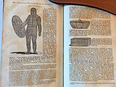 Temperance Society 1831 FIREMAN ASBESTOS SUIT in case of Fire Journal of Health