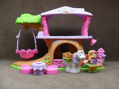 Fisher Price Little People Fairy Tree House Play Set 2009