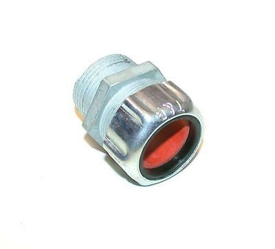 New  Thomas & Betts Tb  2559 1-1/4 Strain Relief Cord Grip Fitting Straight