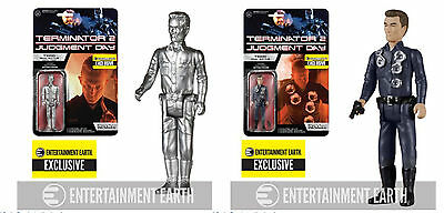 5424+5425: Exclusive Funko Reaction Terminator 2 T-1000 (Metallic, Final Battle)