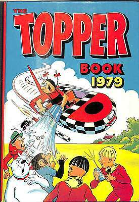 The Topper Book 1979, Good Condition Book, Thomson, ISBN