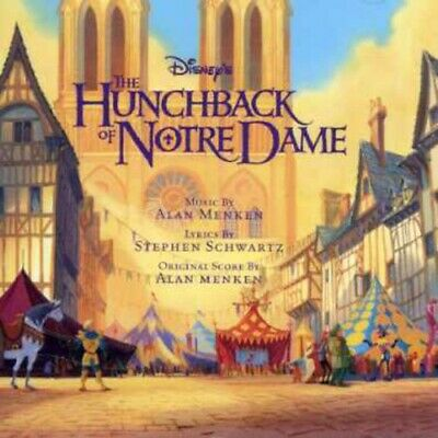 Various Artists - The Hunchback of Notre Dame (Original Soundtrack) [New CD]