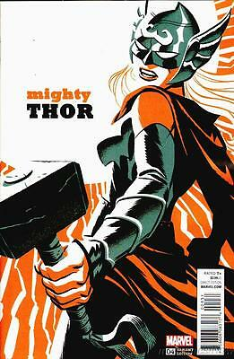 Mighty Thor #4 Cho Variant All New All Different Marvel 2016
