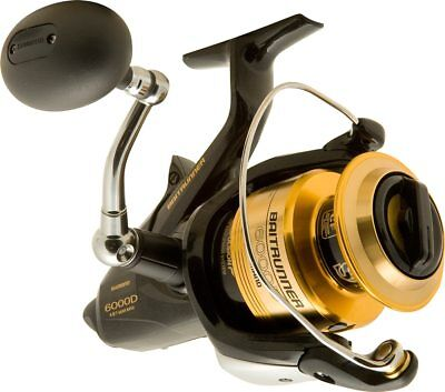 Shimano 6000D Baitrunner fishing reel