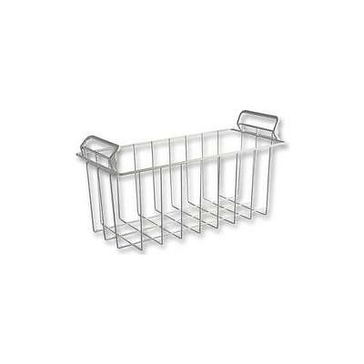 353090201 Vestfrost Wire Basket With Two Handles , White