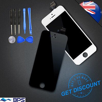 For iPhone 5 c s 6 LCD Replacement Touch Screen Display Digitizer Assembly Apple