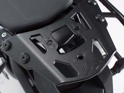 ALU-RACK KTM 1290 Super Duke GT 16- schwarz für QUICK-LOCK Adapterplatte