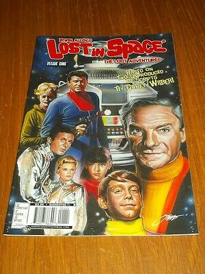 Lost In Space Lost Adventures #1 American Gothic Press March 2016