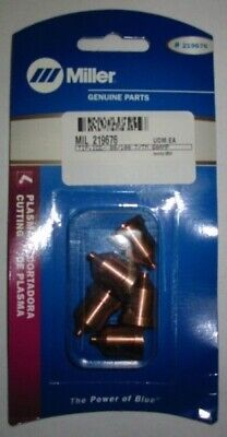 MILLER Genuine 219676 PLASMA TIP for ICE-80/100 - QTY 5