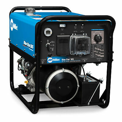 Miller Blue Star 185 Engine-Driven Welder / Generator 907664