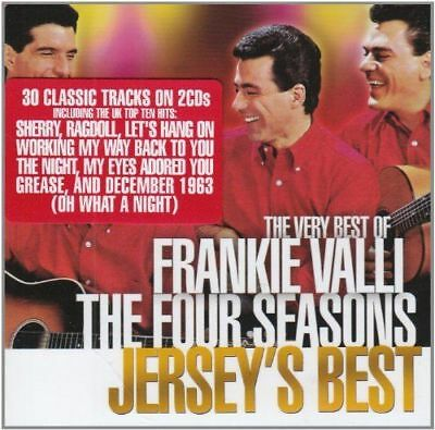 Frankie Valli & The Four Seasons - Jersey's Best: The Very Best O NEW CD