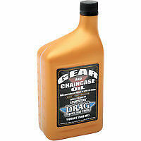 1 US Quart Drag Specialties Gear and Chaincase Oil for Harley-Davidson Sportster