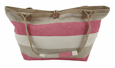 Bill Brown Bags - Back To Basics Shopper - Various Colours Available-61x31x23cms