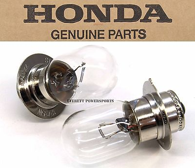 Genuine Honda Headlight Bulb Set XR200 250 400 600 650 12V 35W (See Notes)#N100