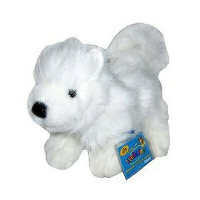Webkinz Virtual Pet Plush - SAMOYED DOG (7 inch) - New w/Unused Code