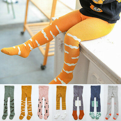 Baby Toddler Infant Kids Girls Cotton Warm Pantyhose Socks Stockings Tights New