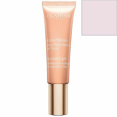 Clarins Instant Light Radiance Boosting Complexion Base 01 Rose 30ml