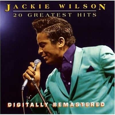 Jackie Wilson - 20 Greatest Hits [New CD]