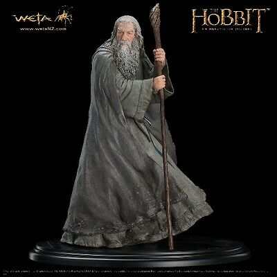 Weta Collectibles The Hobbit Gandalf the Grey Statue New