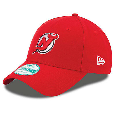 New Jersey Devils NHL Adult 9FORTY New Era Adjustable Cap