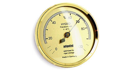 Adorini Analog Hair Hygrometer Made In Germany Hard To Find