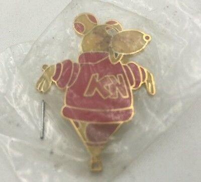 Frankfurt KN German Mouse Special Shape Hot Air Balloon Pin