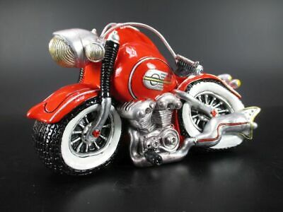 Spardose Motorrad Bike Rennmaschine Moped 21 cm ,Money Box ,Neu