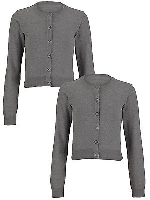 Top Class Essential Pack of Two Cardigans