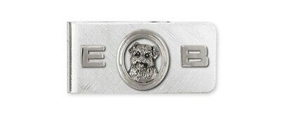 Norfolk Terrier Money Clip Jewelry Sterling Silver Norfolk Terrier Charms And No
