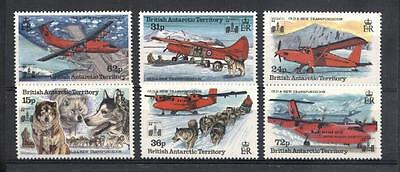 (932321) Aircraft, Dogs, Sledge, Br.Antarctic Territory