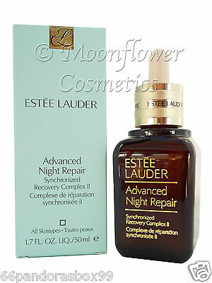 Estee Lauder Advanced Night Repair Synchronized Recovery Complex II 50ml BOXED!