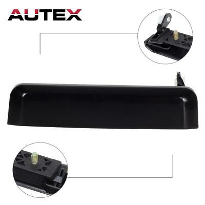 For 1987-1995 NISSAN PATHFINDER Black Outside Outer Front Right Side Door Handle