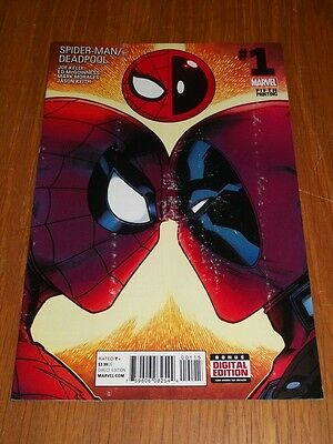 Spiderman Deadpool #1 Marvel Comics 5Th Print