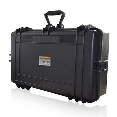 US PRO Waterproof Camera Hard Carry Flight Case Watertight Photography Tool Box