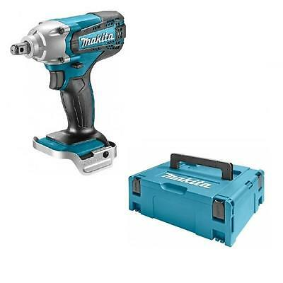 "Makita Dtw190Zj 18 Volt Cordless Lithium Ion Impact Wrench 1/2"" (Bare) In Case!"